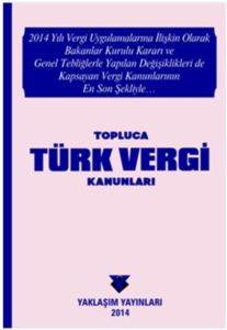 Topluca Türk Vergi Kanunları