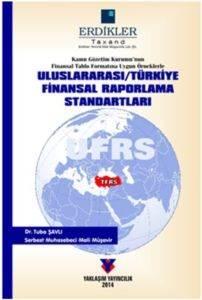 Uluslararası/Türkiye Finansal Raporlama Standartları