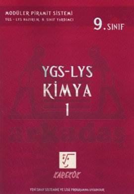 YGS-LYS Kimya 1 9.Sınıf
