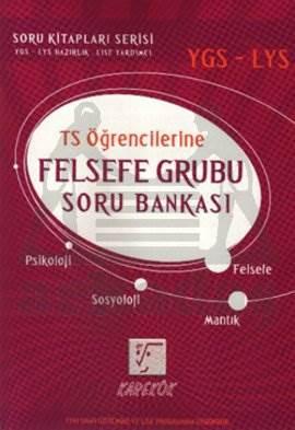 YGS LYS Felsefe Grubu Soru Bankası