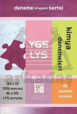 YGS LYS Kimya Denemeleri