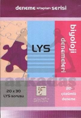 LYS Biyoloji Denemeleri