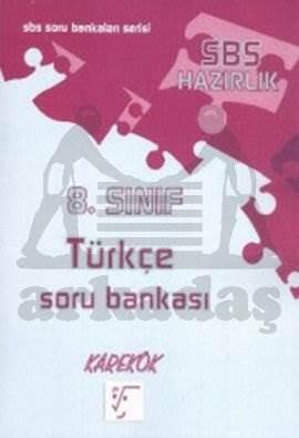 8. Sınıf Türkçe Sbs Soru Bankası