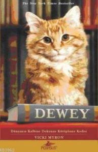 Dewey Dünyanın Kalbine Dokunan Kedi