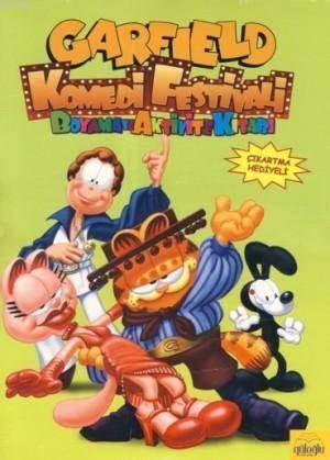 Garfield Komedi Festivali Boya ...