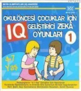 Okul Öncesi Çocukları İçin Geliştirici Zeka Oyunları-1