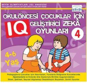 Okul Öncesi Çocuklar İçin Geliştirici Zeka Oyunları-4