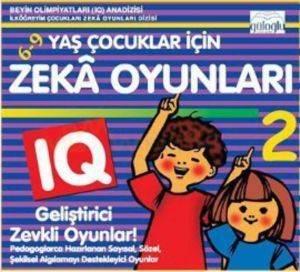6-9 Yaş Çocukları İçin Zeka Oyunları-2