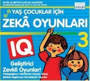 6-9 Yaş Çocukları İçin Zeka Oyunları-3