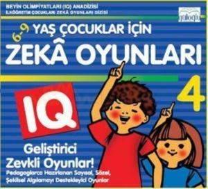6-9 Yaş Çocuklar İçin Zeka Oyunları-4