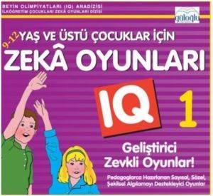 9-12 Yaş Ve Üstü Çocuklar İçin Zeka Oyunları-1
