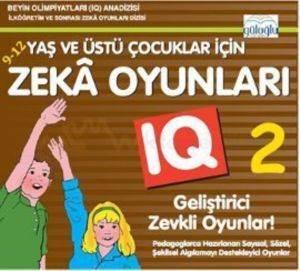 9-12 Yaş Ve Üstü Çocuklar İçin Zeka Oyunları-2