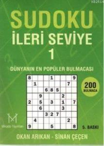 Sudoku (İleri Seviye-1)