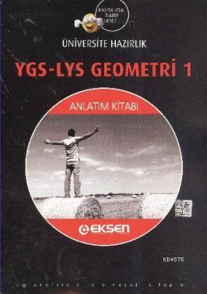 Eksen YGS-LYS Geometri 1 Anlatım Kitabı