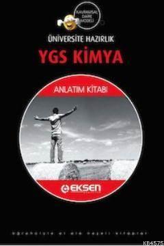 Eksen YGS Kimya Anlatım Kitabı