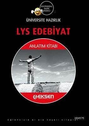 Eksen LYS Edebiyat Anlatım Kitabı