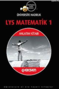 Eksen LYS Matematik 1 Anlatım Kitabı