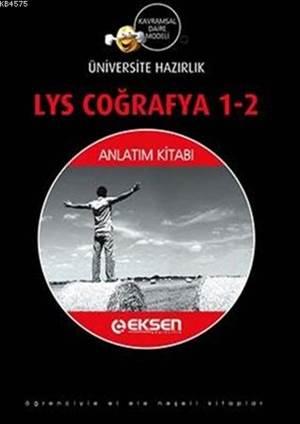 Eksen LYS Coğrafya 1-2 Anlatım Kitabı