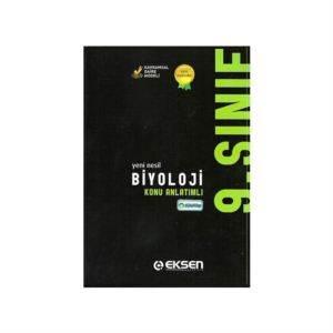 Eksen 9.Sınıf Biyoloji Konu Anlatımlı