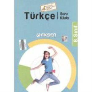Eksen 8.Sınıf Türkçe Soru Bankası