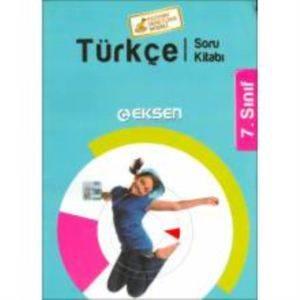 Eksen 7.Sınıf Türkçe Soru Kitabı