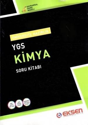 Eksen YGS Kimya Soru Kitabı