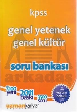 KPSS Genel Yetenek Genel Kültür Soru Bankası 2011