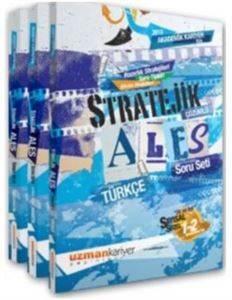 Uzman Kariyer ALES Modüler Stratejik Soru Seti (3 Kitap)