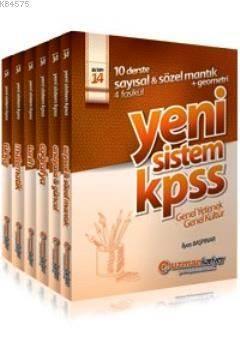 2014 Yeni Sistem KPSS Genel Yetenek Genel Kültür Öğreten Fasiküller Konu Anl. Mod. Set