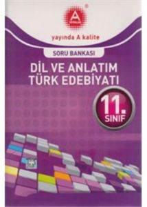 11.Sınıf Dil ve Anlatım Türk Eedebiyatı Soru Bankası