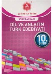 10.Sınıf Dil ve Anlatım Türk Edebiyatı Soru Bankası