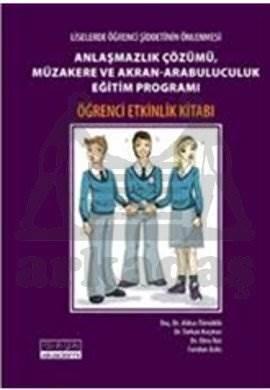 Anlaşmazlık Çöz.Müz.Akran- Arab.Eğ.Pro.Etk.Kitabı