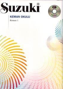 Suzuki Keman Okulu Keman 1 CD Eşlikli