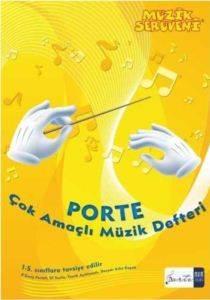 Porte Çok Amaçlı Müzik Kitabı 1-5.Sınıflar