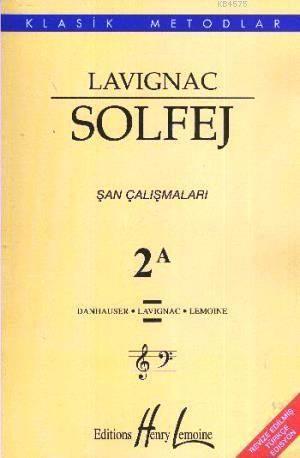 Klasik Metotlar-Lavignac 2A