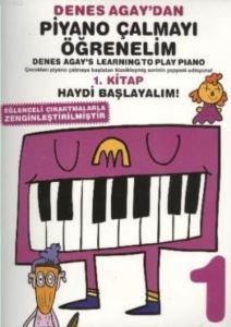 Denes Agay'dan <br/>Piyano Çalmay ...