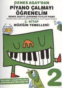 Denes Agay'dan Piyano Çalmayı Öğrenelim 2.Kitap