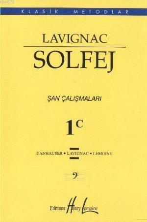 Klasik Metotlar-Lavignac 1C   (Yeni )