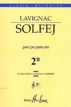 Klasik Metotlar-Lavignac 2B   (Yeni )
