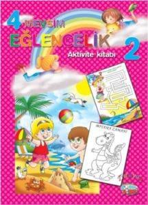 4 Mevsim Eğlencilik- Aktivite Kitabı 2