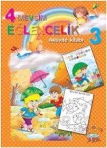 4 Mevsim Eğlencilik- Aktivite Kitabı 3