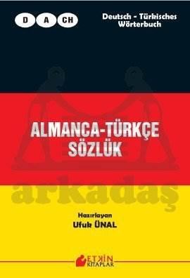 Almanca - Türkçe Sözlük (Ciltli)