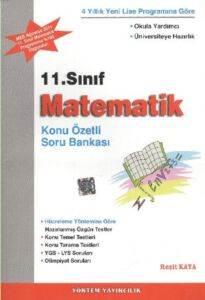 11.Sınıf Matematik Konu Özetli Soru Bankası