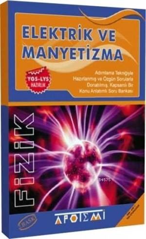 Fizik Elektrik Ve Manyetizma 2015