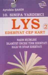 LYS Edebiyat Cep Kart