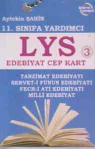 LYS Edebiyat Cep Kart 3