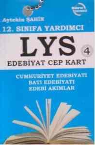 LYS Edebiyat Cep Kart 4