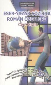 Şifreli Yorum Kanat Yıldız Eser - Yazar Sözlüğü Roman Özetleri Cep Kitabı