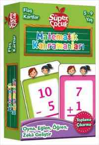 Süper Çocuk Matematik Kahramanları
