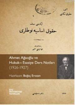 Ahmet Ağaoğlu Ve   ...